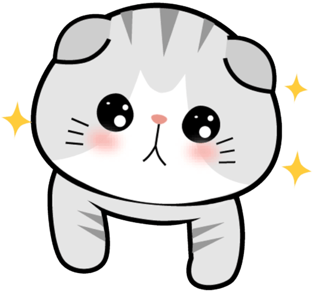 каваи котик