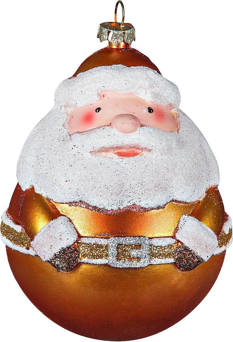 ёлочная игрушка Санта Клаус