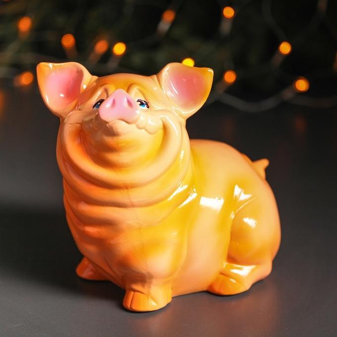 игрушка свинья