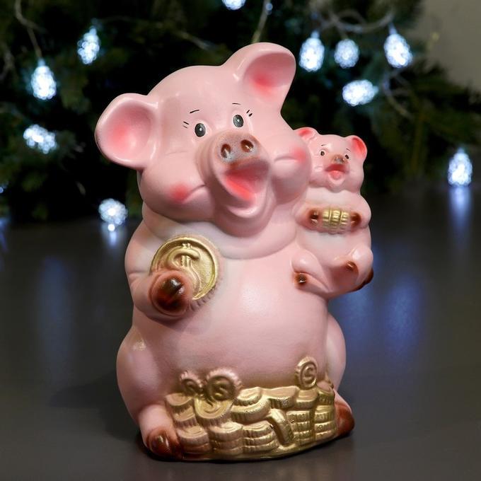игрушка свинья 2