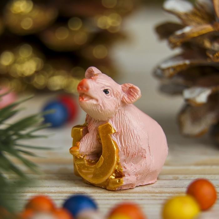 игрушка свинья 3