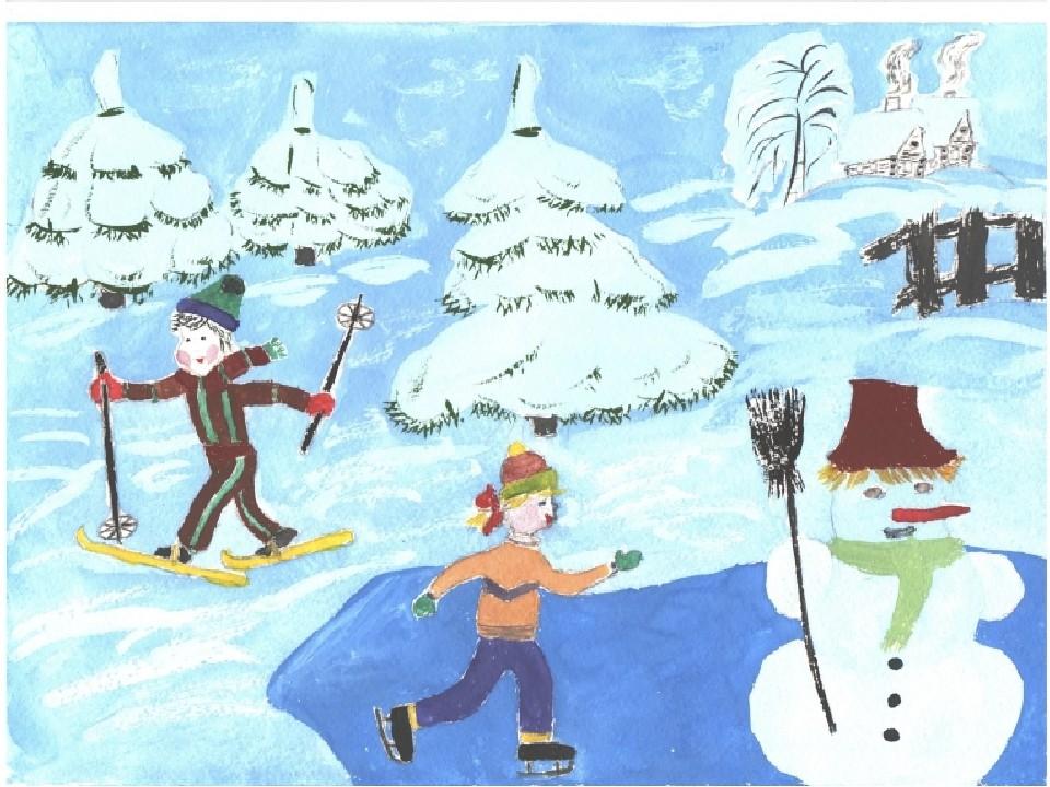 Коньки и лыжи