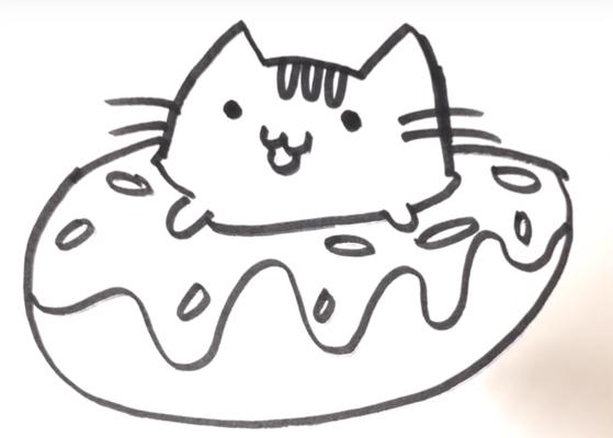 кот Пушин 17