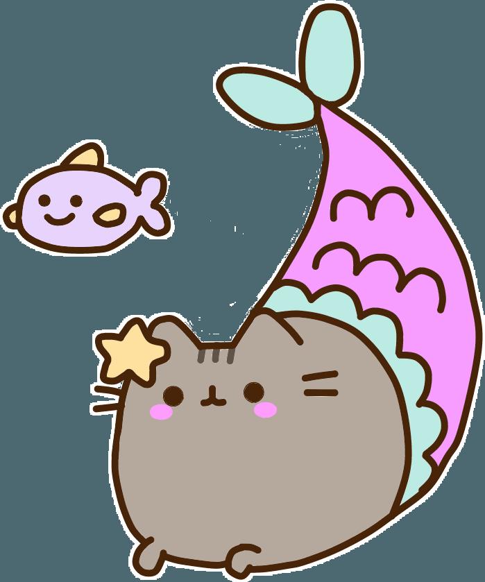 кот Пушин 3