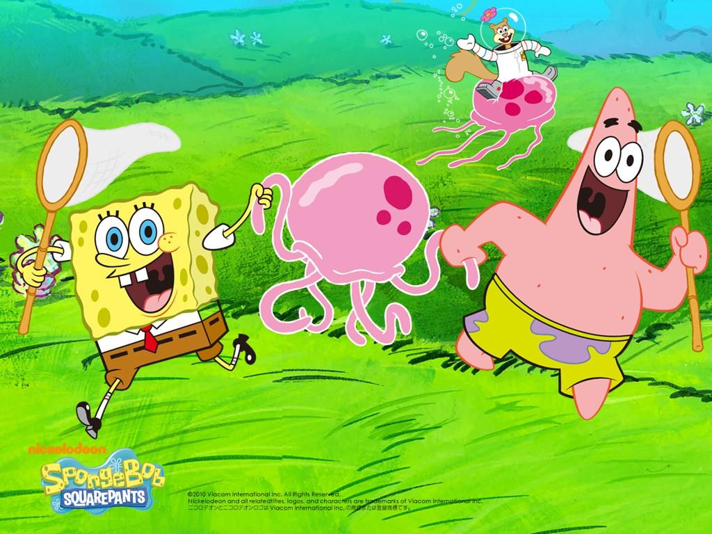 губка Боб и Патрик 21