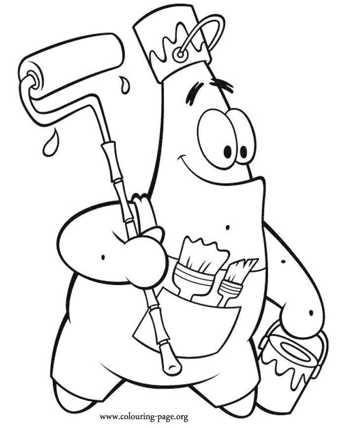 Патрик рисунок 6