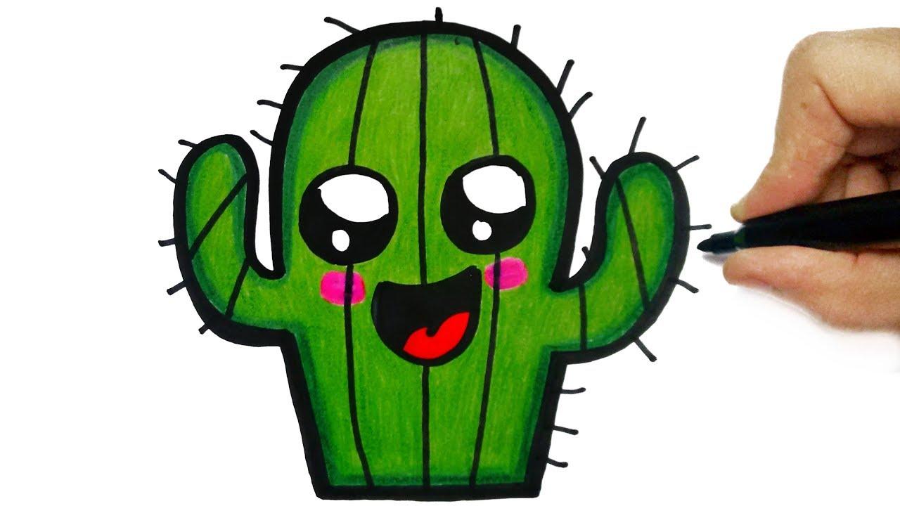 Сквиш кактус