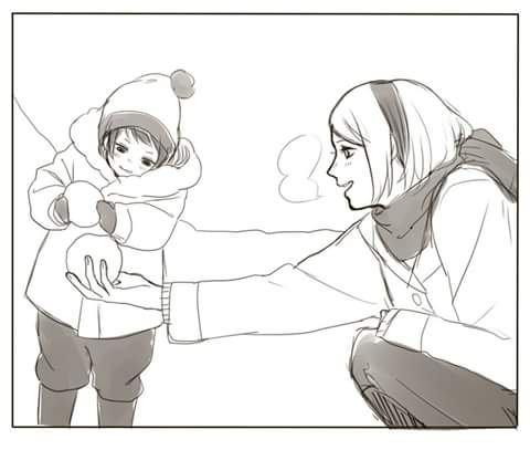 Сарада и Сакура