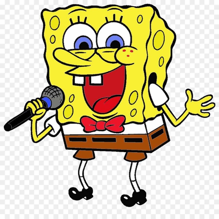 губка Боб поёт