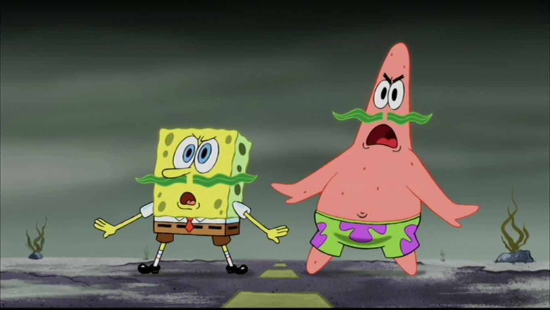 Губка Боб и Патрик 3