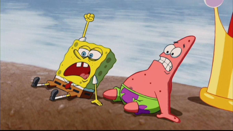 Губка Боб и Патрик 4