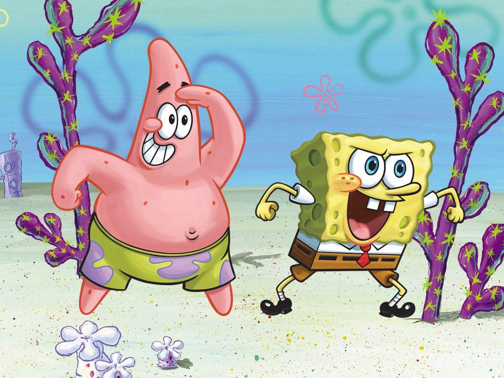 Губка Боб и Патрик 5