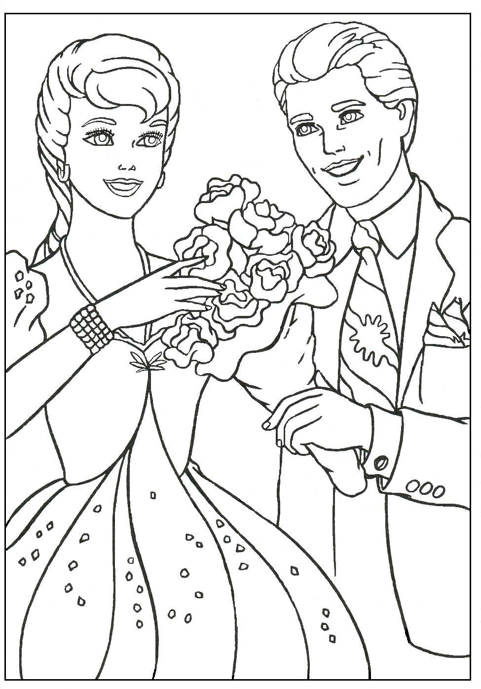Барби и Кен 11