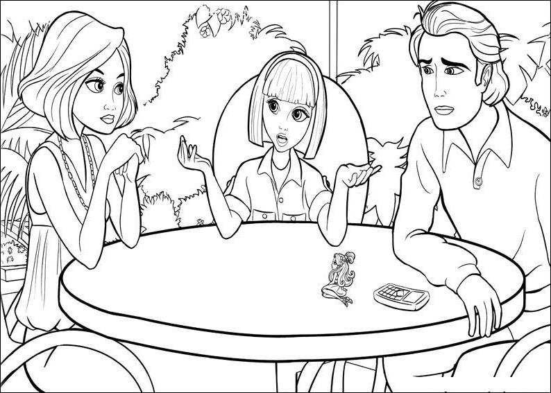 Барби семья 2