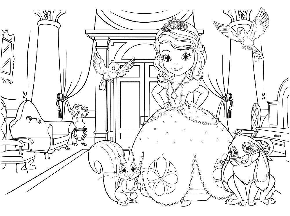 Барби с животными