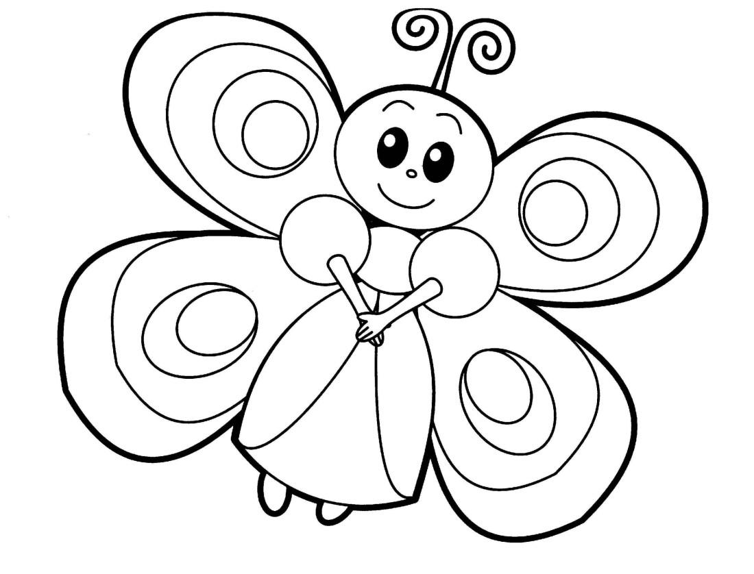 бабочка девочка