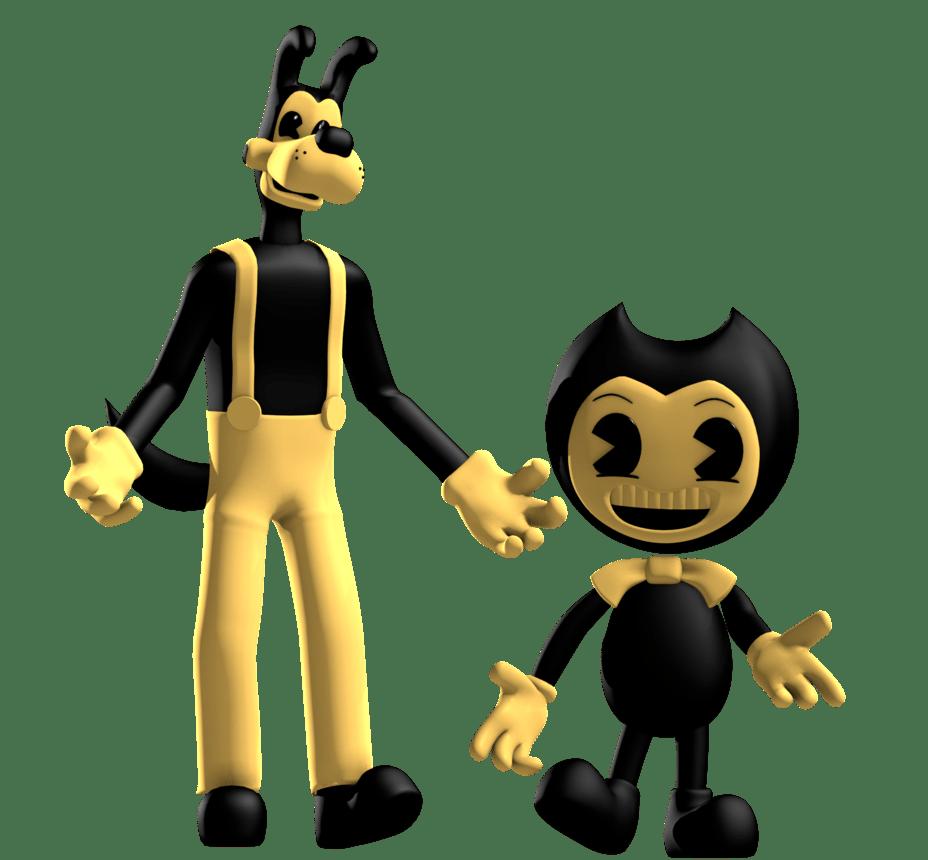 Бенди и Борис