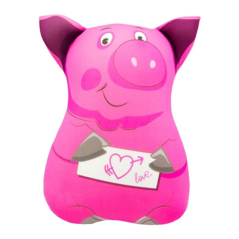 подушка свинка 2