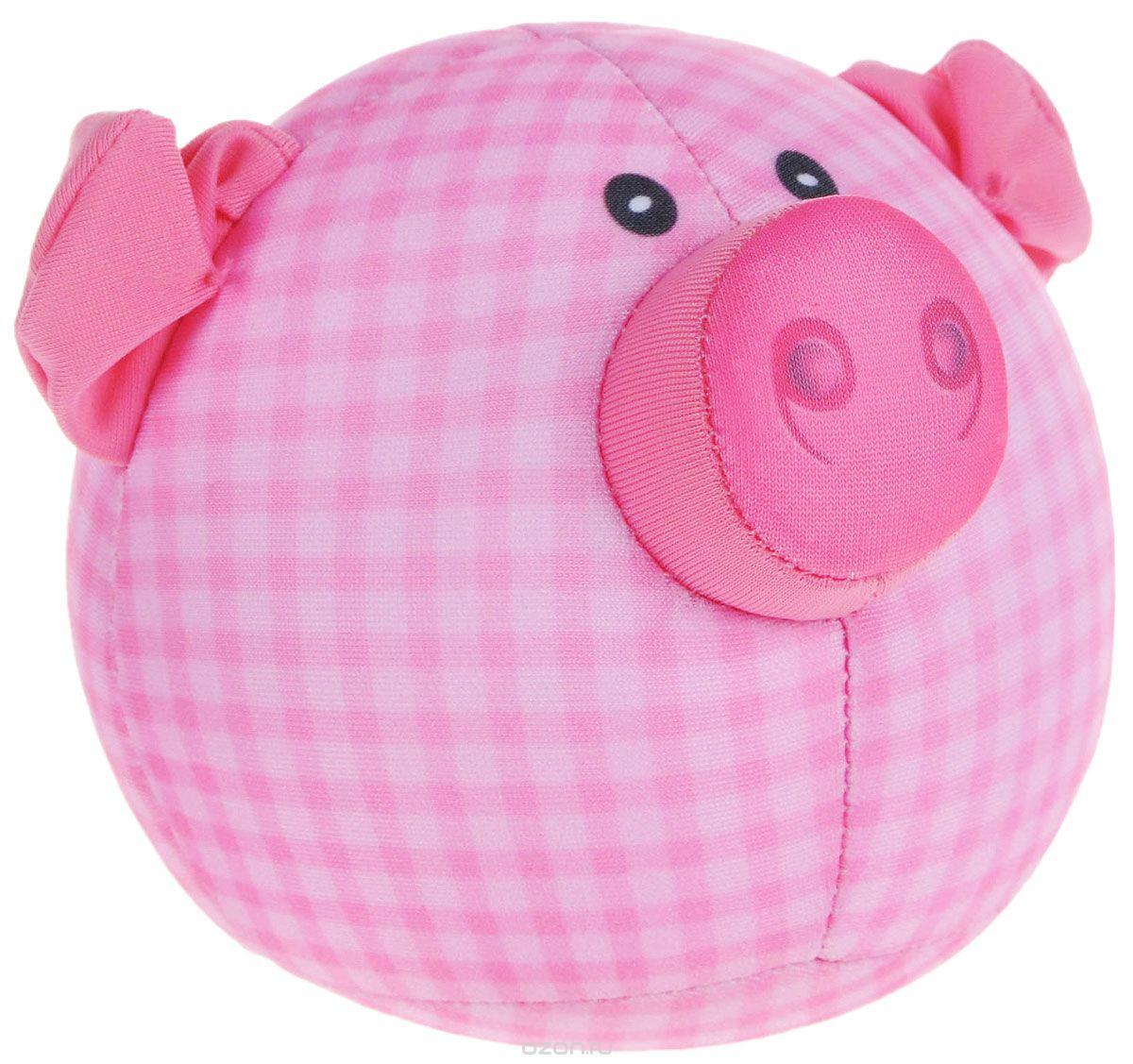подушка антистресс свинка