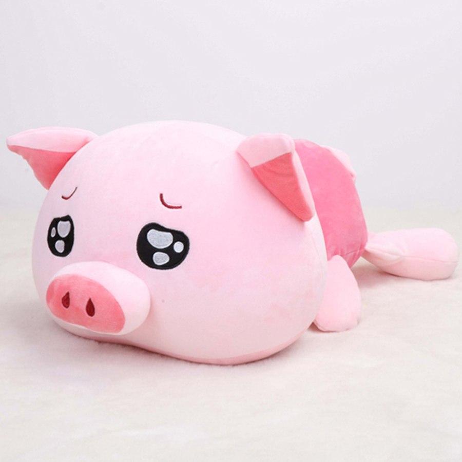 подушка свинка 4