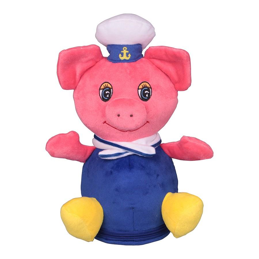 Свинка морячок