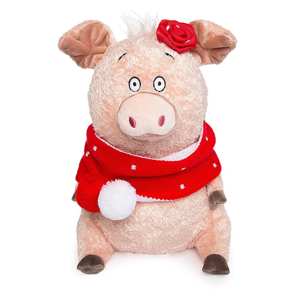 новогодний подарок свинка 2
