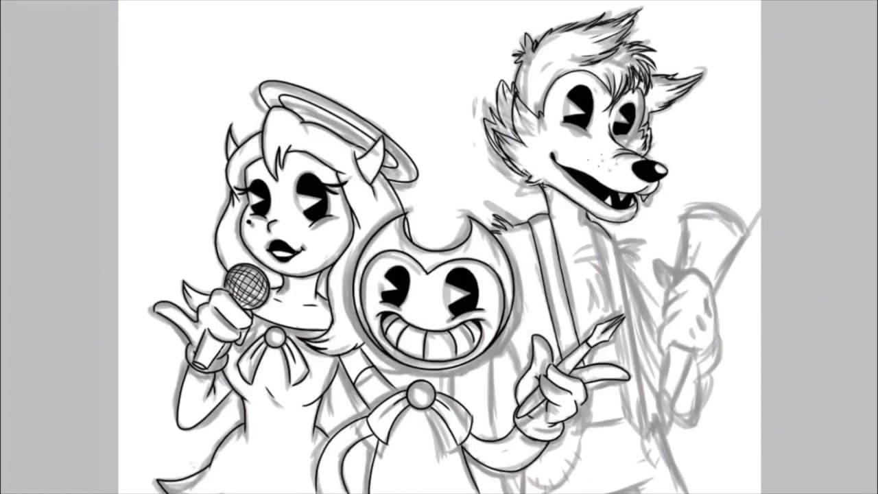 Бенди, Алиса и Борис