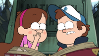 Диппер и Мейбл 7
