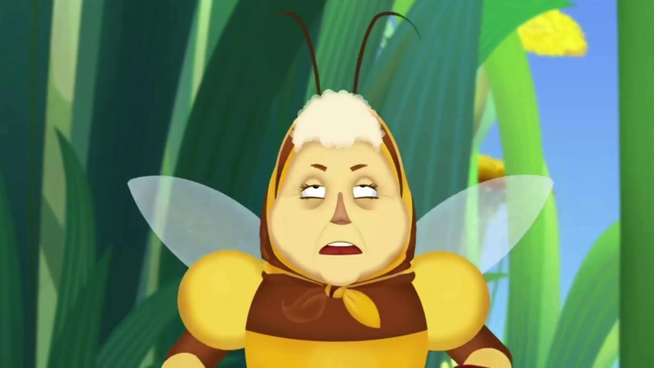 пчела баба Капа фото