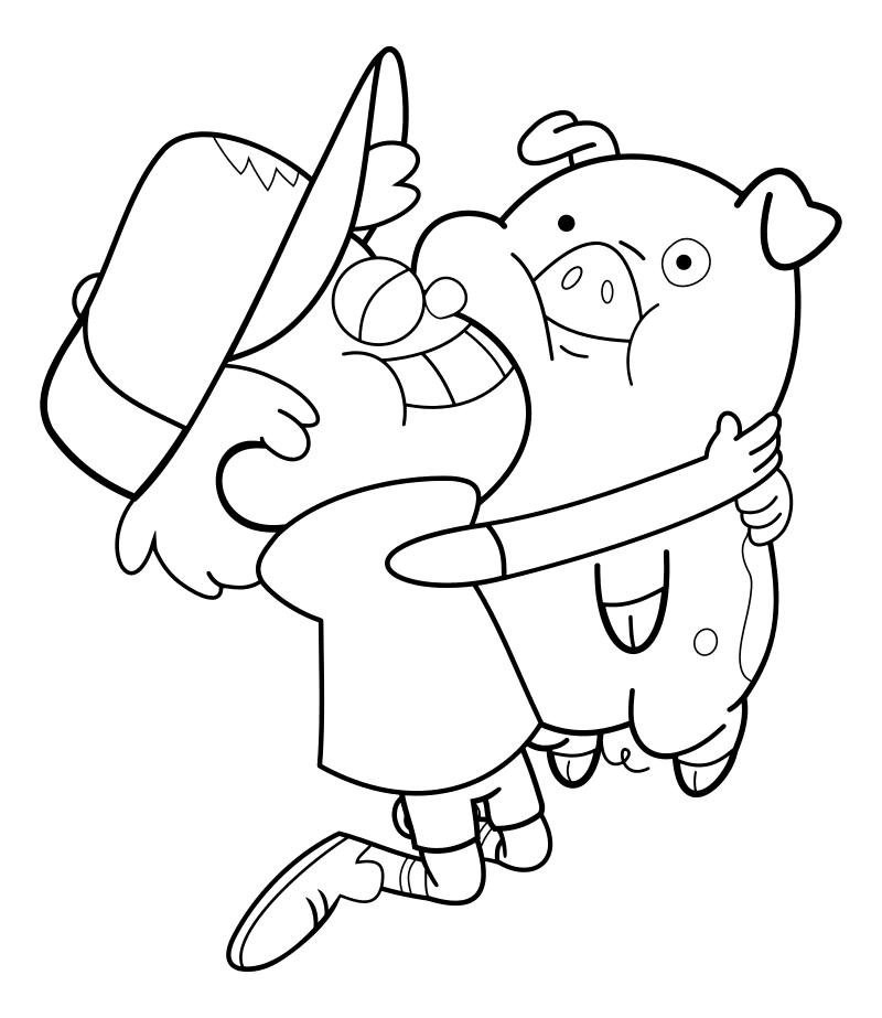 Диппер и Пухля