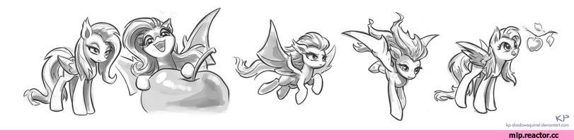 арты пони