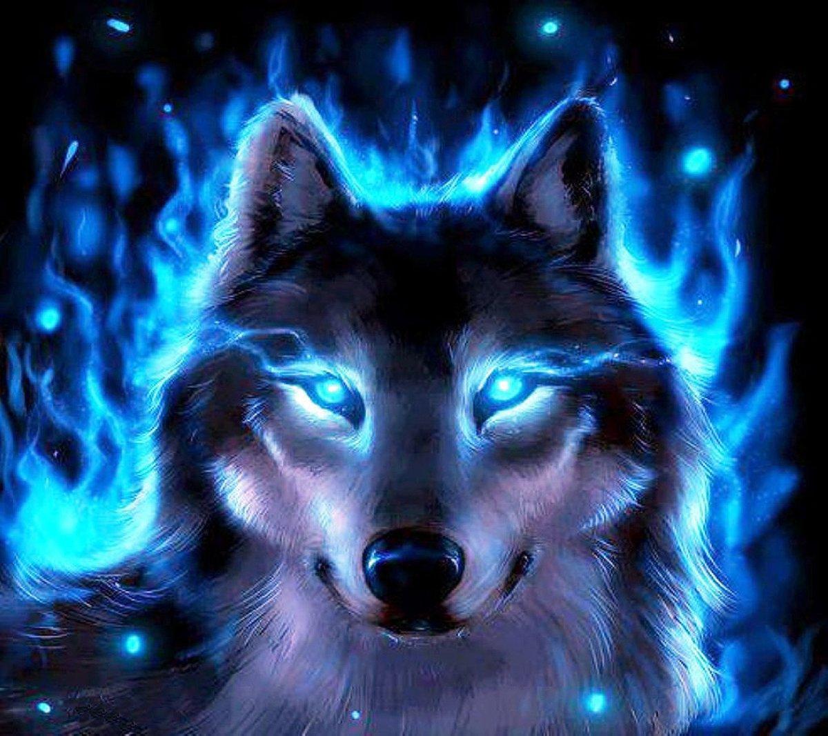 Крутой волк