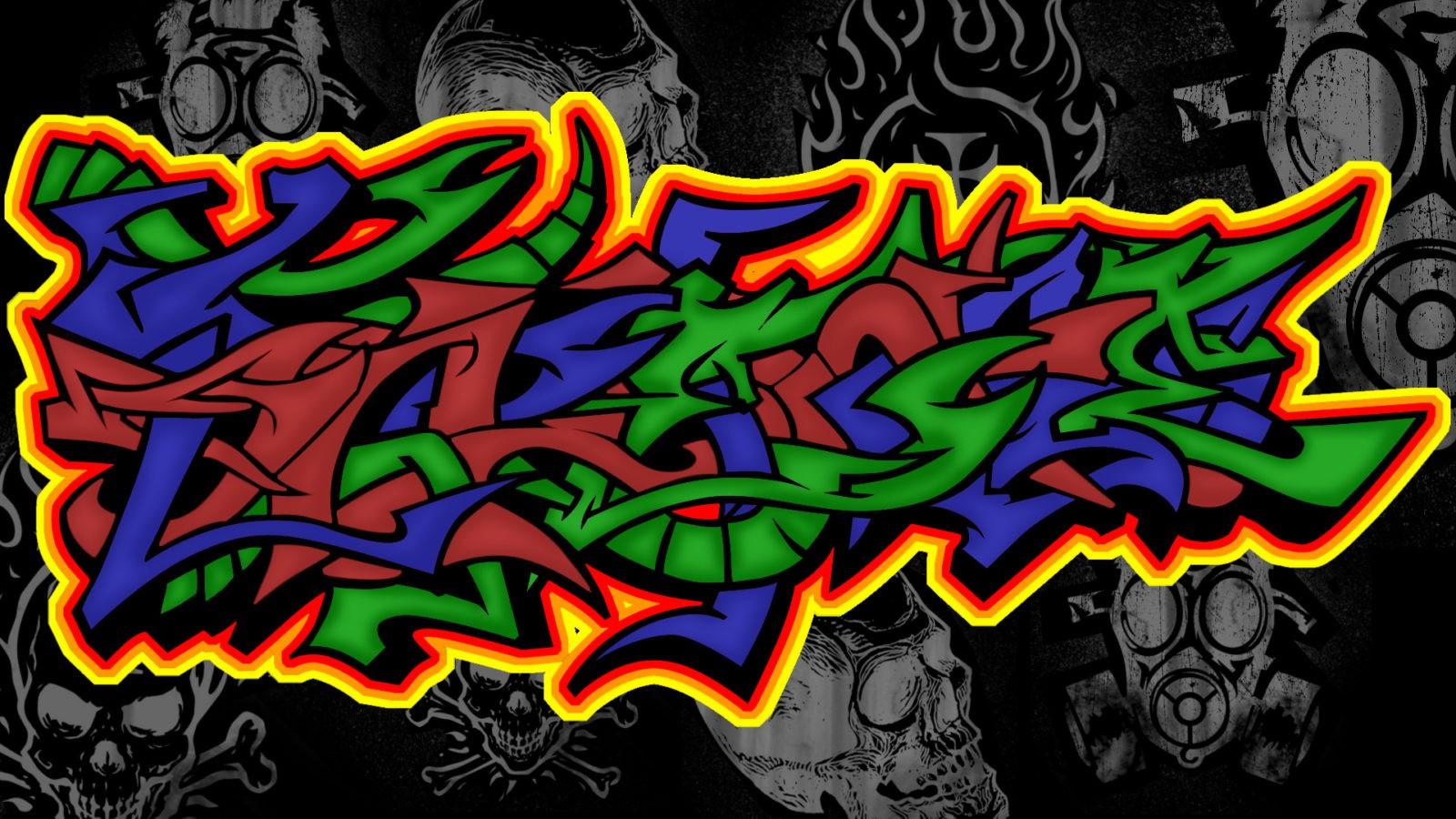 Граффити на рабочий стол