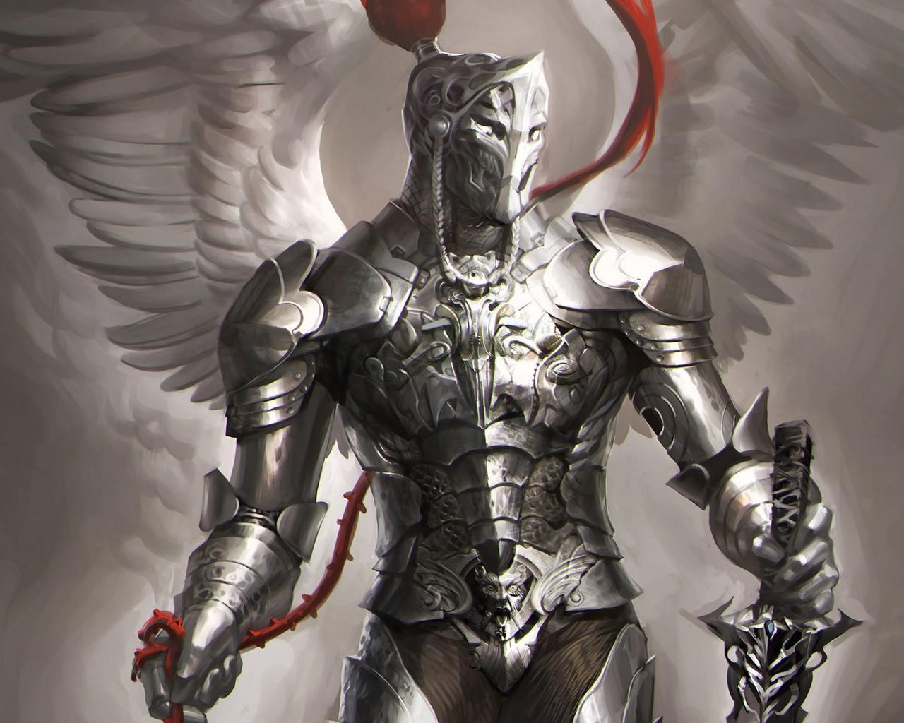 крутой рыцарь