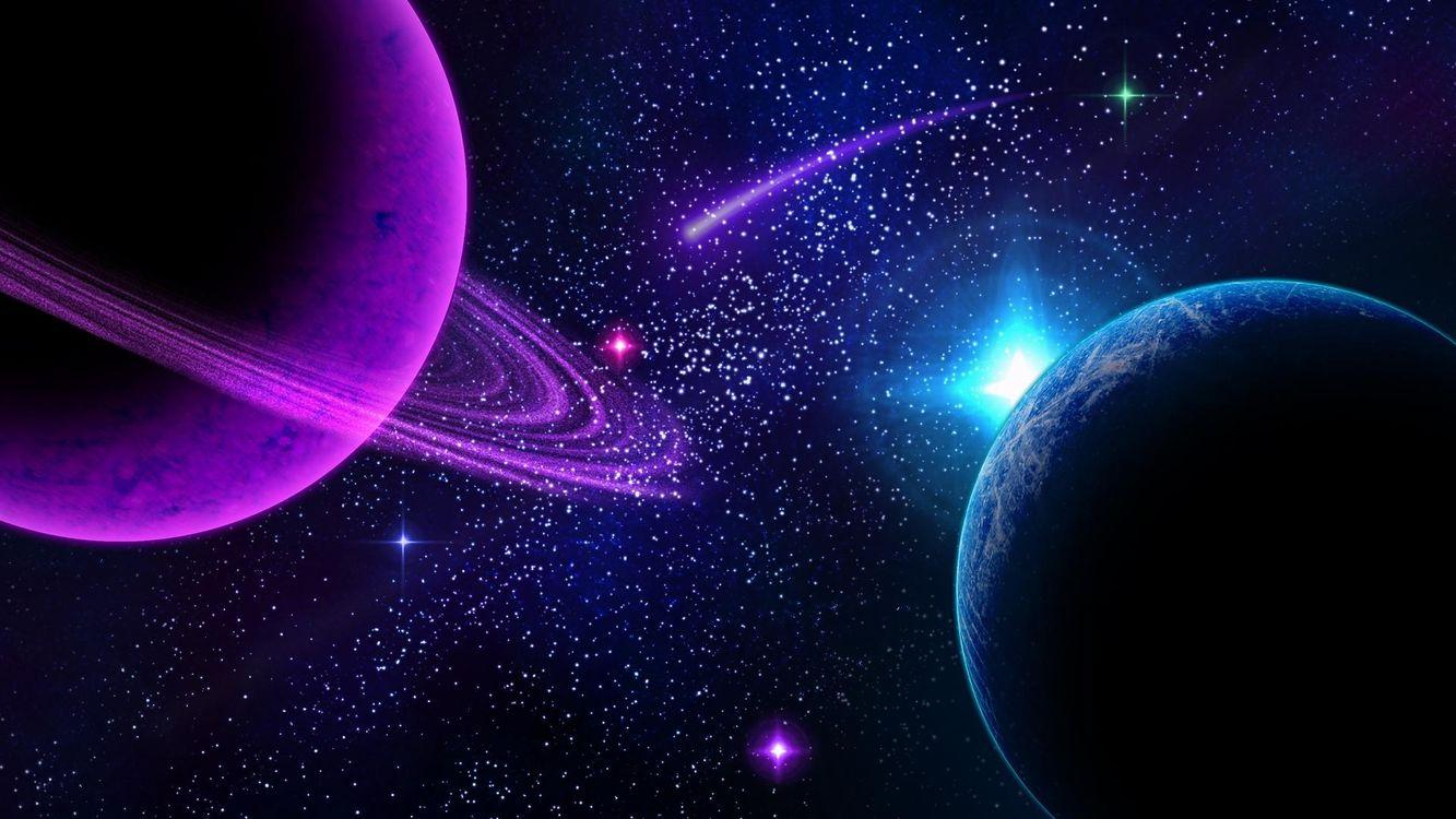 Обои планеты 3