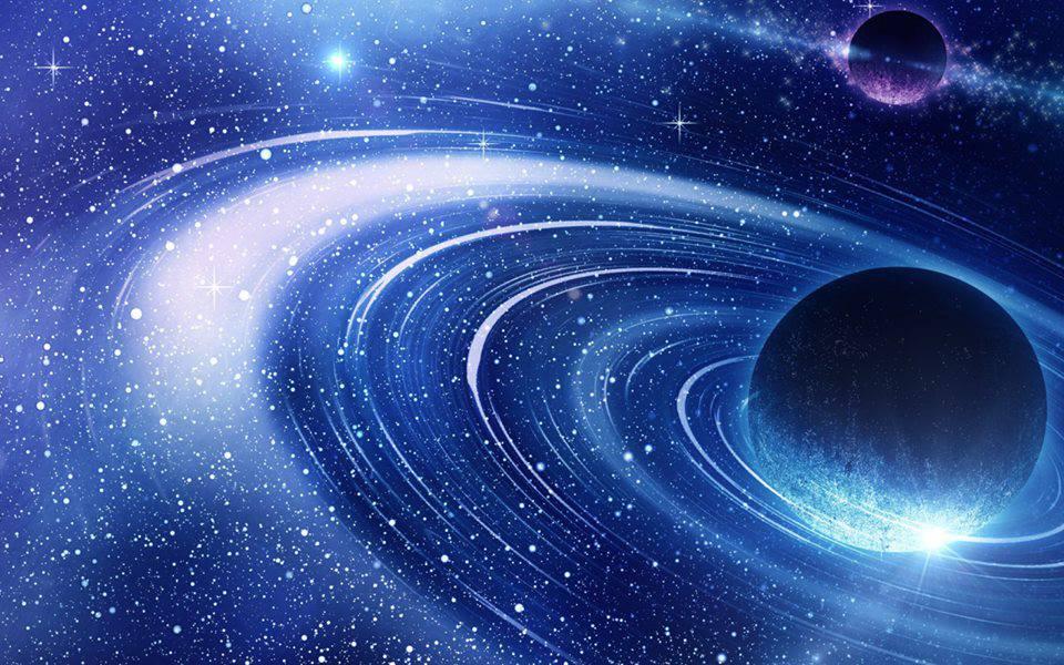 обои галактика 2