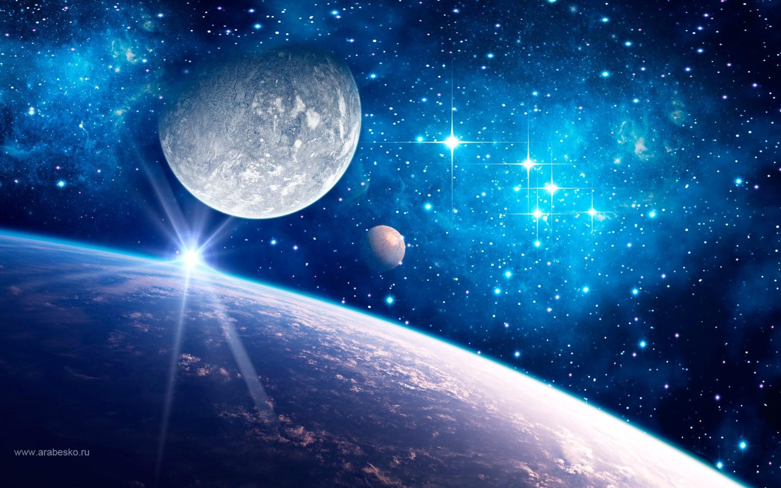 обои парад планет