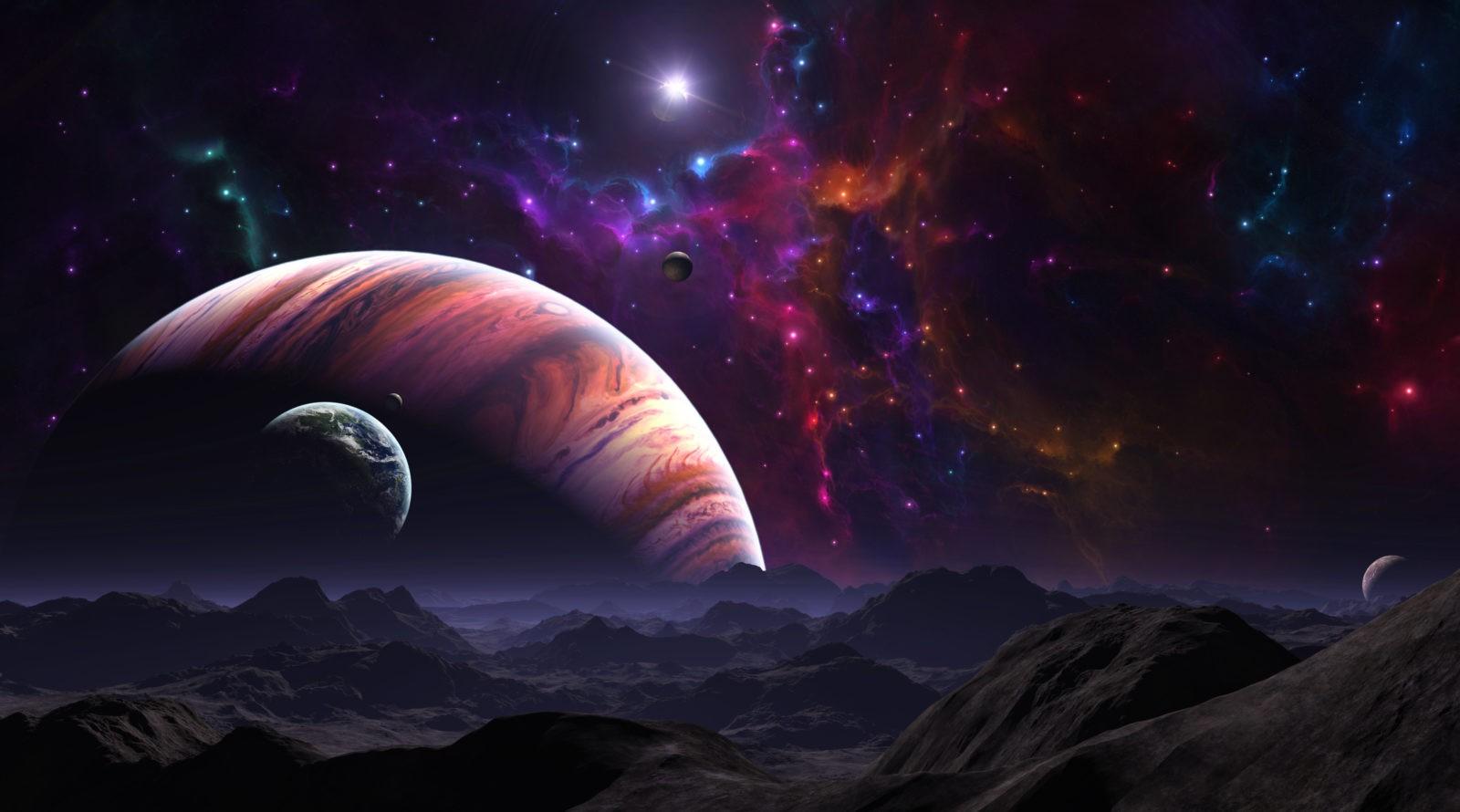 обои космос