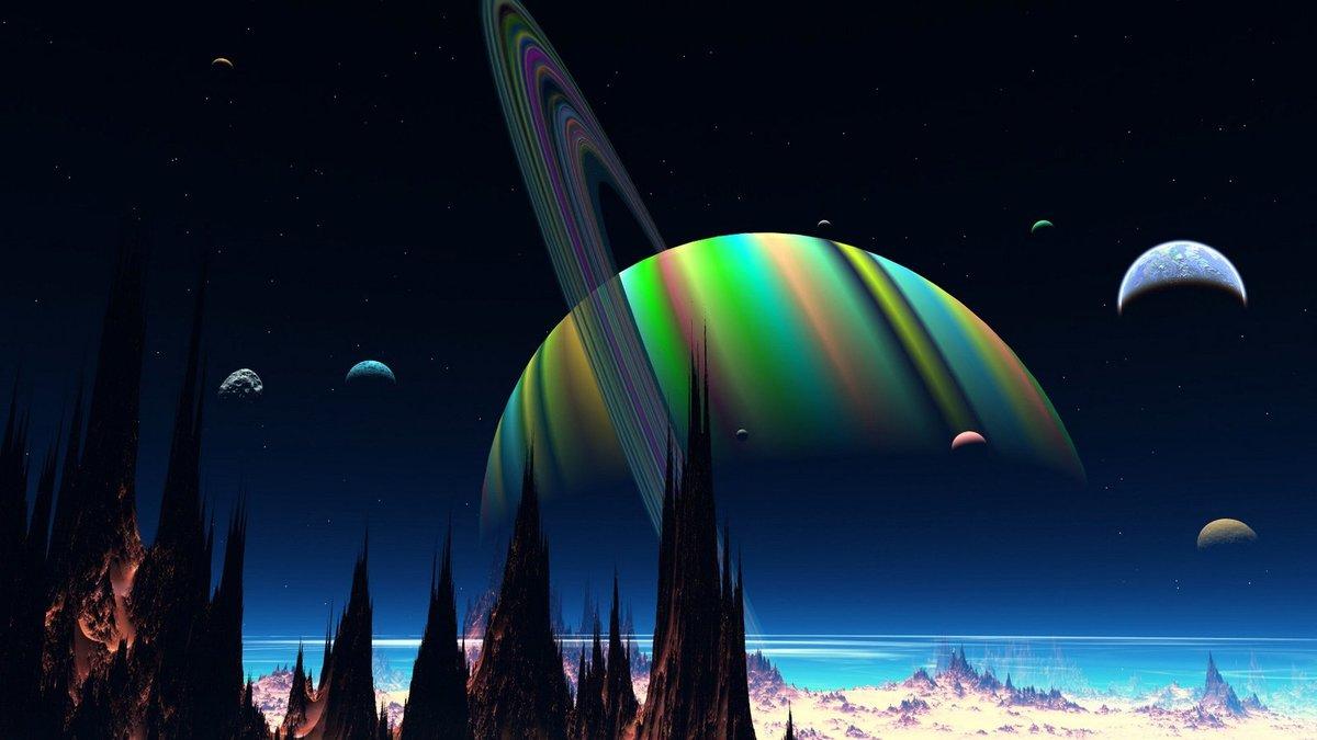 обои космос 2