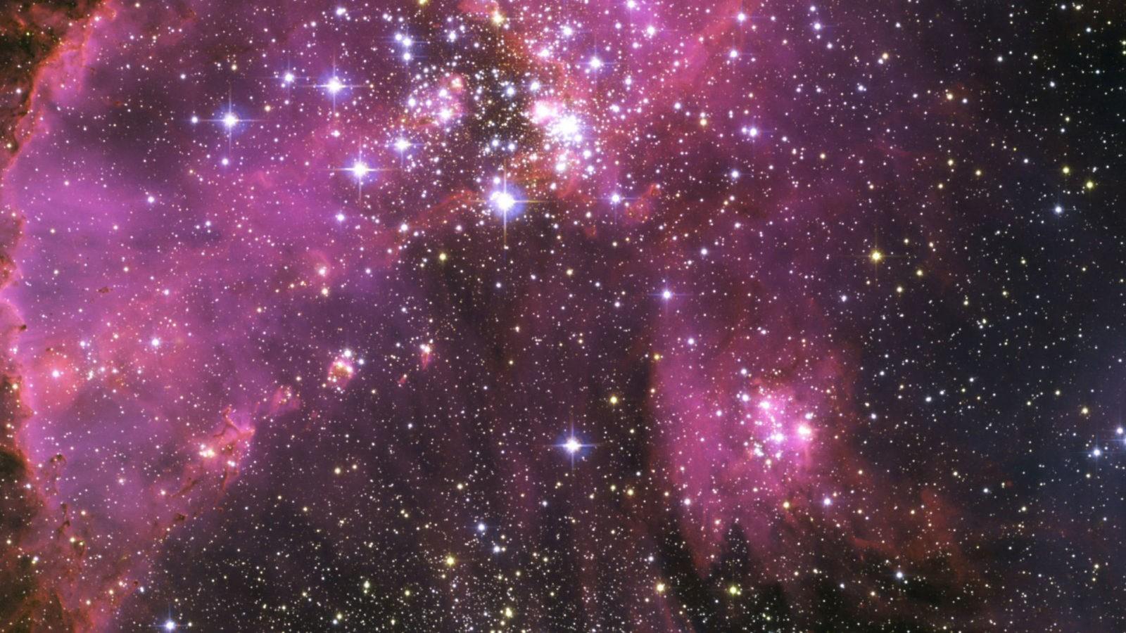 обои звёздное небо 3