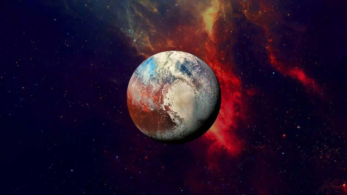 фото Плутон