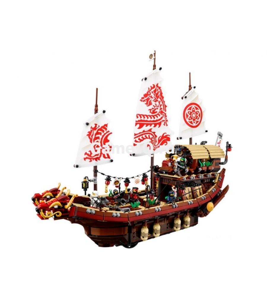 лего ниндзяго корабль