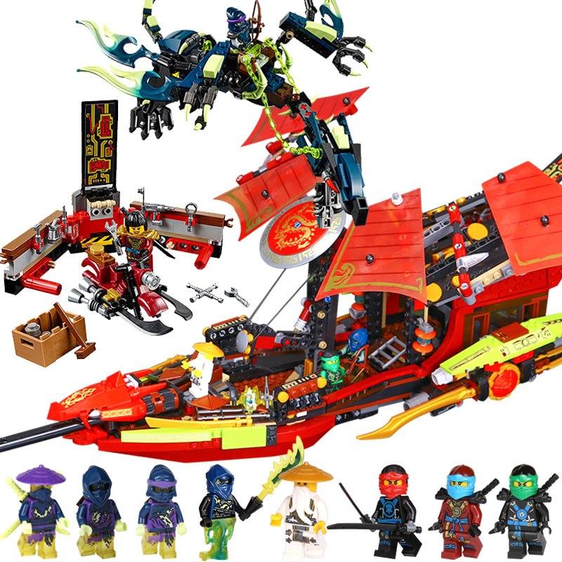 конструктор лего ниндзяго