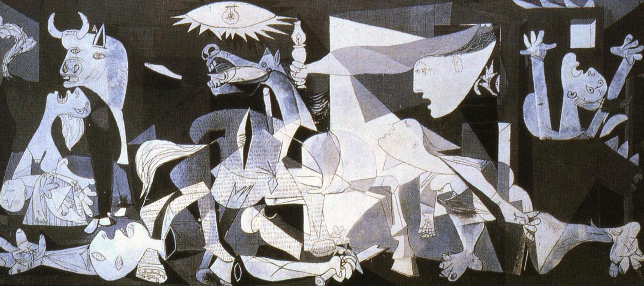 Герника Пикассо