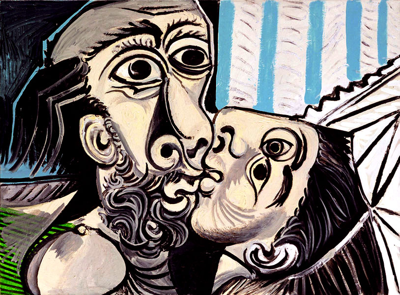 Поцелуй Пикассо