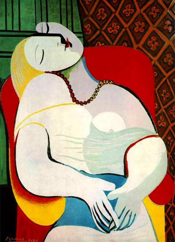 Сон Пикассо