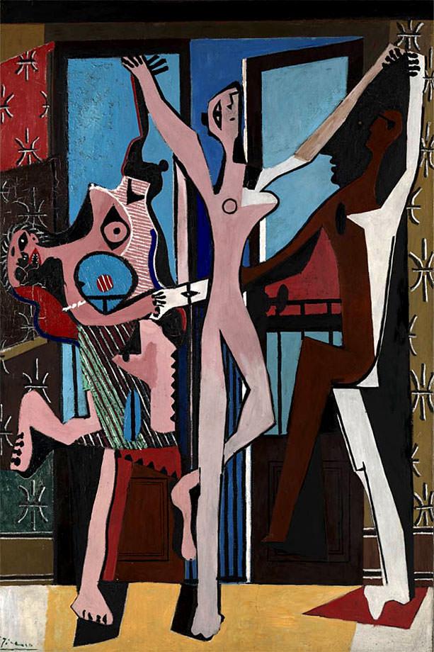 Танец Пикассо