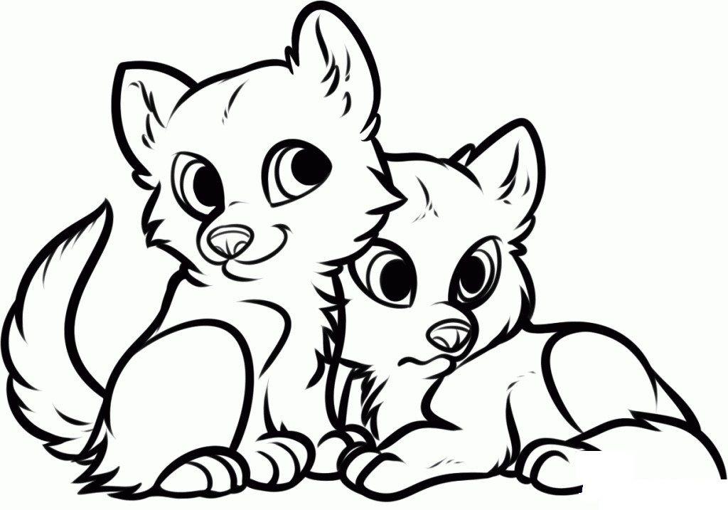 аниме котята 33