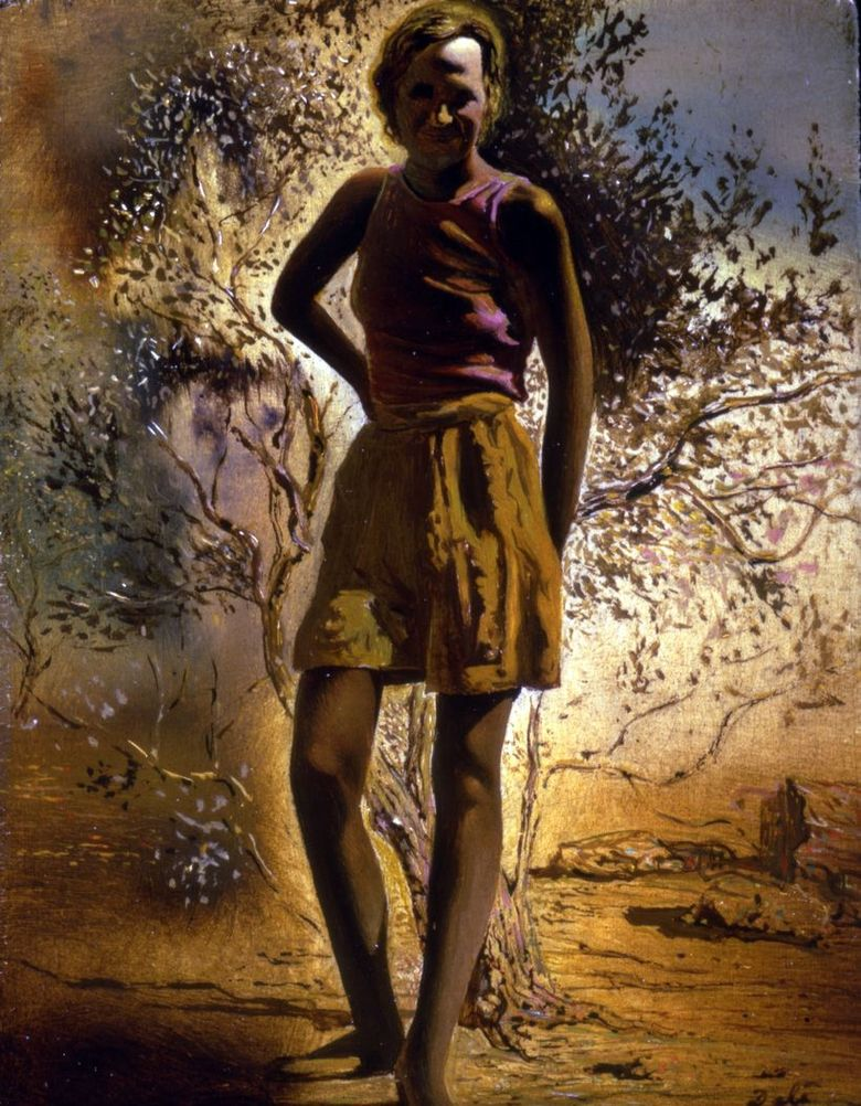 Портрет Гала
