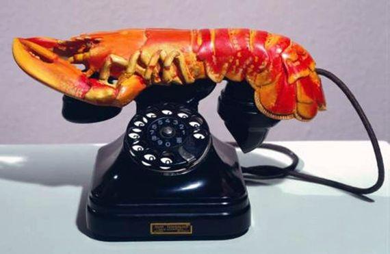 Телефон - омар